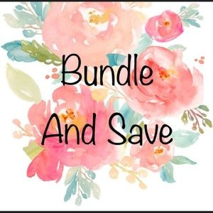 Other - Bundle and save.